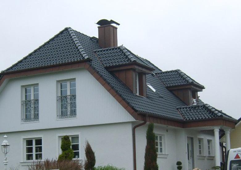 Eindeckung: Meyer-Holsen Zwilling